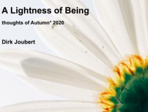 A Lightness of Being